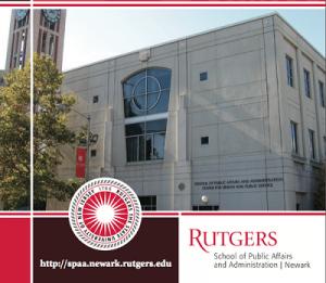 Πρωτόκολλο Συνεργασίας ΠΕΔΙΣ – ΣΧΟΛΗ ΔΗΜΟΣΙΑΣ ΠΟΛΙΤΙΚΗΣ ΚΑΙ ΔΙΟΙΚΗΣΗΣ, Πανεπιστήμιο RUTGERS των ΗΠΑ