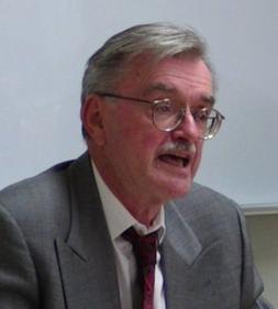Αναγόρευση του Nicholas Greenwood Onuf σε Επίτιμο Καθηγητή