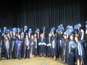 Ορκωμοσία Προπτυχιακών και Μεταπτυχιακών αποφοίτων ΠΕΔΙΣ