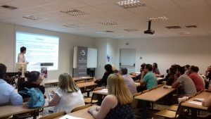 Πραγματοποιήθηκε με επιτυχία η παρουσίαση των Προγραμμάτων Μεταπτυχιακών Σπουδών στην Κόρινθο