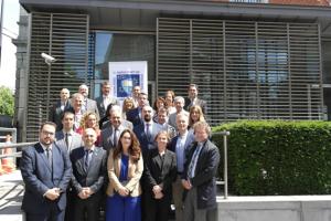 To ΠΕΔιΣ συμμετέχει ως ιδρυτικό μέλος του DocSch WG για τη δημιουργία μιας Ευρωπαϊκής Διδακτορικής Σχολής για την Κοινή Πολιτική Ασφάλειας και Άμυνας της ΕΕ