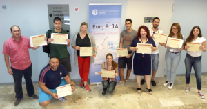 Jean Monnet Module EuroPolA 2018 Summer School completed successfully