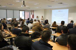 Υποδοχή μεταπτυχιακών φοιτητών στα ΠΜΣ του τμήματος για το 2018-19