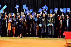 Ορκωμοσία Προπτυχιακών και Μεταπτυχιακών αποφοίτων ΠΕΔιΣ (Κόρινθος, 5 Δεκεμβρίου 2018)