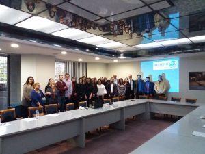 Επίσκεψη φοιτητών του ΠΕΔιΣ στο ΥΠΕΞ