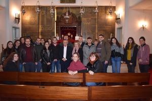 Εκπαιδευτική επίσκεψη στις Συναγωγές της Αθήνας