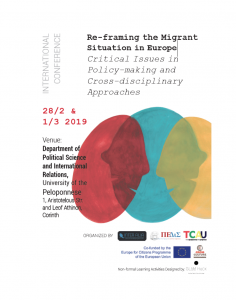 Re-framing the Migrant Situation in Europe. Critical Issues in Policy-Making and Cross-disciplinary Approaches