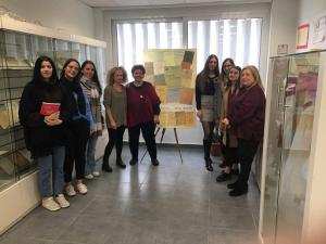 Εκπαιδευτική επίσκεψη στη Βιβλιοθήκη Θεμάτων Ισότητας και Φύλου