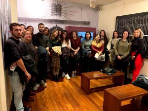 Εκπαιδευτική επίσκεψη στο Εβραïκό Μουσείο Ελλάδος