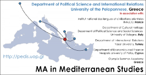 Call for Applications: MA in Mediterranean Studies