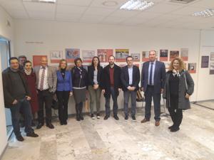 Κοινές δράσεις με το Ίδρυμα της Βουλής των Ελλήνων